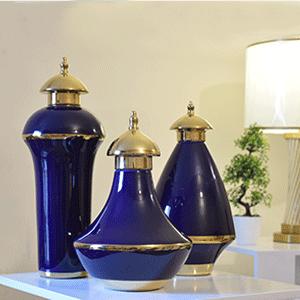 Vase Set and Urns